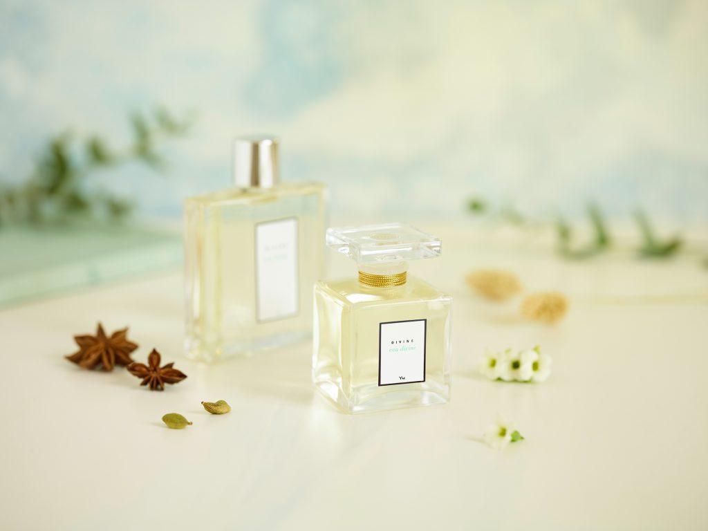 Eaux de parfum pour elle et pour lui
