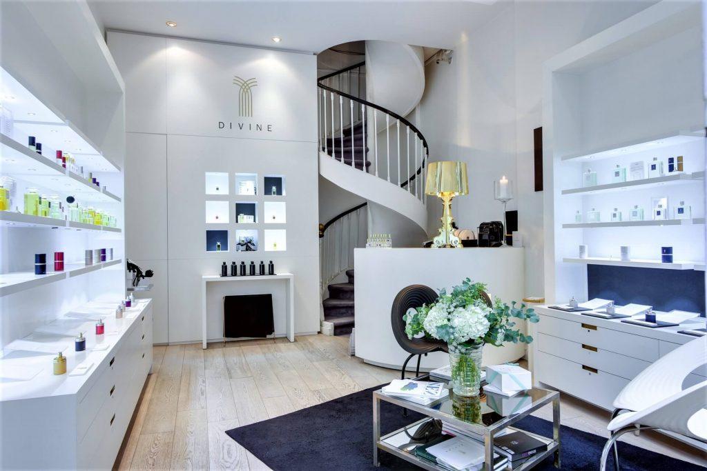 boutique parfums divine Bordeaux