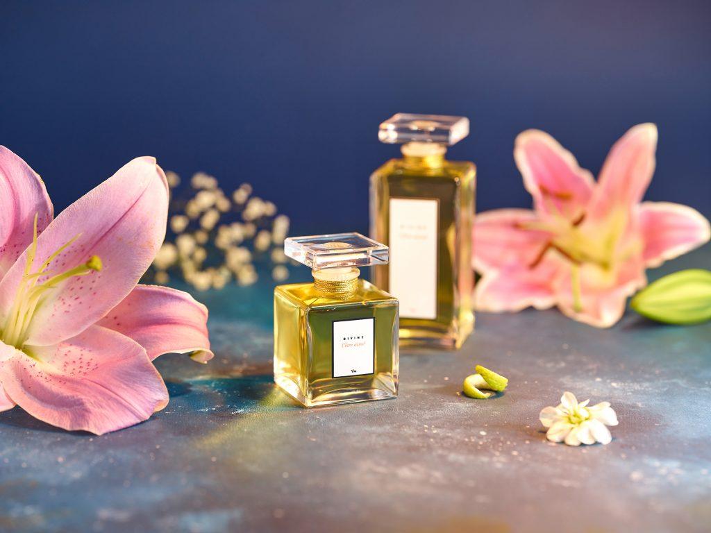Nos parfums pour elle