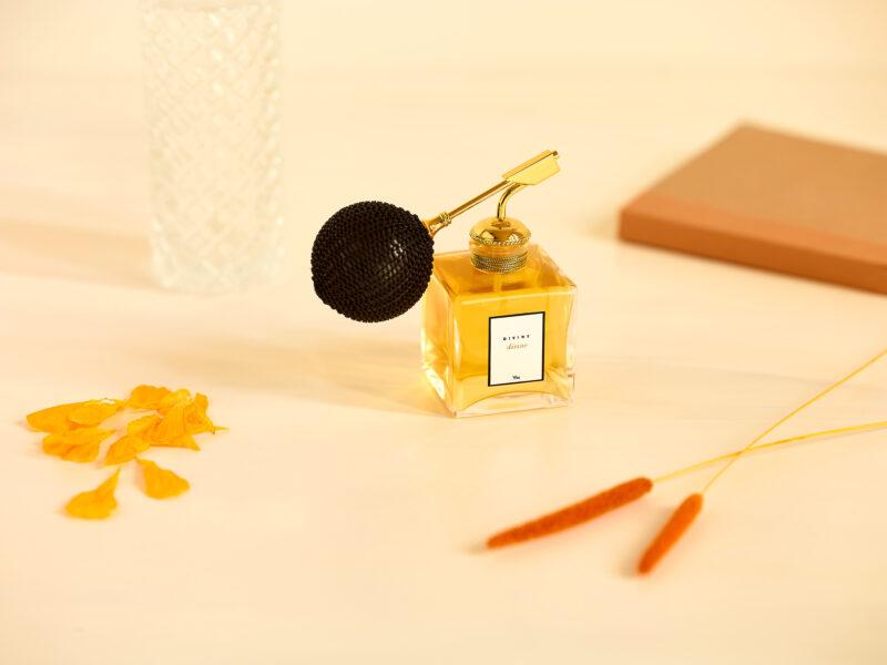 divine parfum 50ml pompe