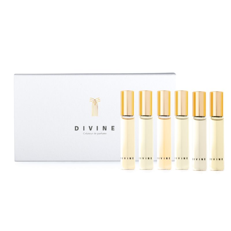 coffret découverte 6 roll - on 5 ml à composer