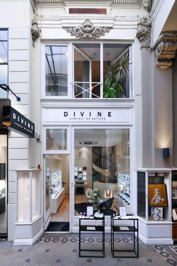boutique divine Bordeaux