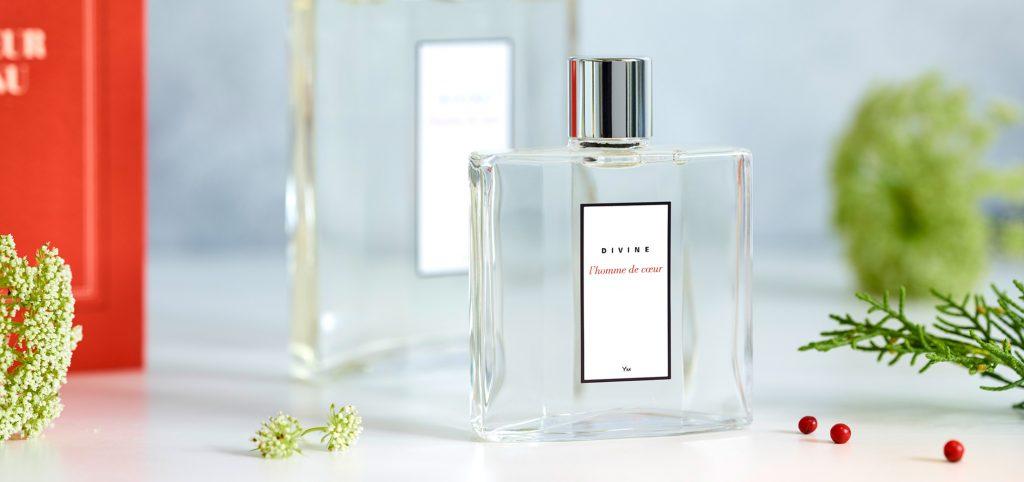 Nos parfums pour lui